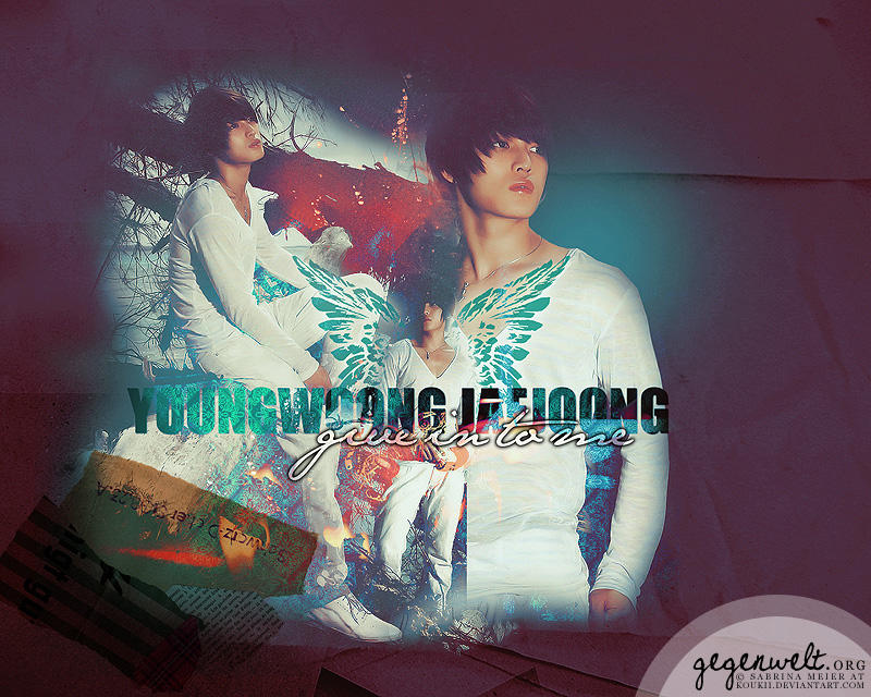 JAEJOONG WALLPAPER by koukii