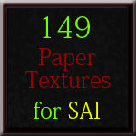 PainterToolSAI PaperTextures