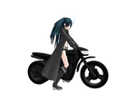 MMD Motorcycle + Download