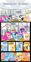 Business Ponies