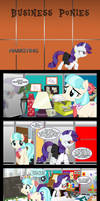 Business Ponies 2 - The Logo