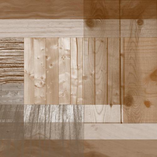 Photoshop Brushes - Wood by Kaydea-Stock