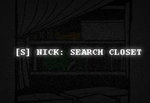 [S] Nick: Search Closet