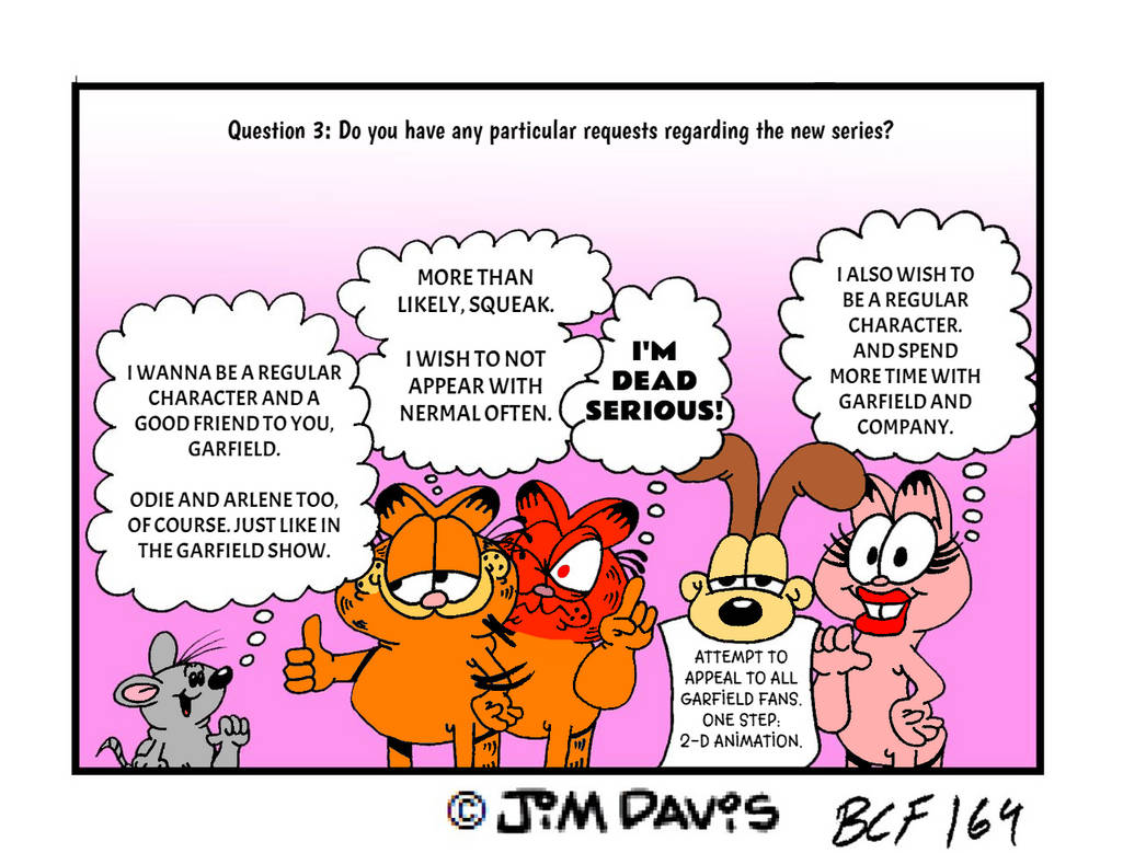 Garfield And Co Discuss Nickelodeon Part 2 By Bobclampettfan164 On Deviantart