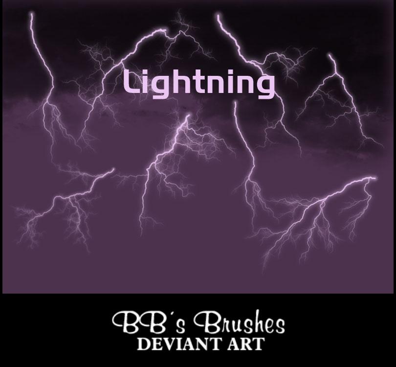 Lightning by BBs-Brushes