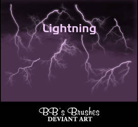 Lightning by BBs-Brushes