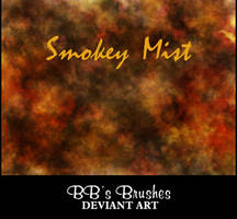 Smoky Mist by BBs-Brushes