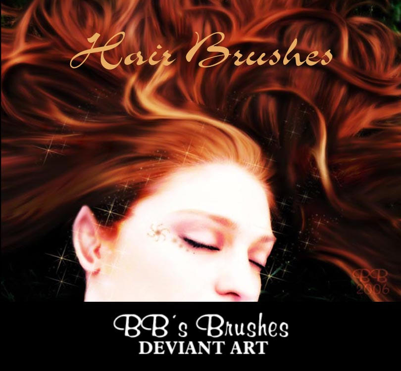 Hair Brushes by BBs-Brushes