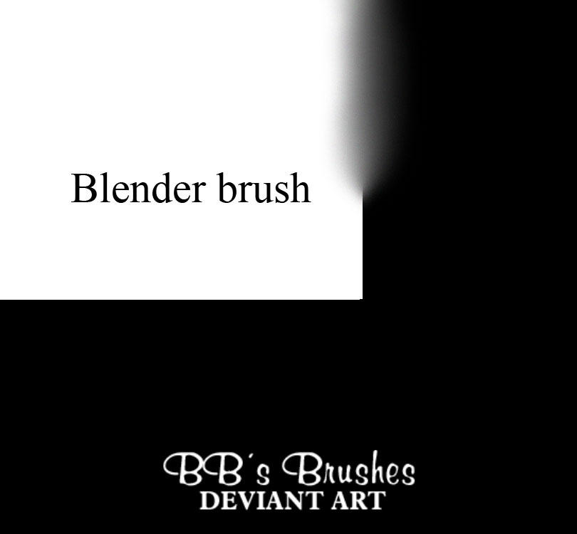 Blender Brush by BBs-Brushes