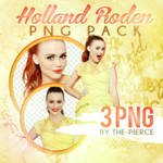 PNG Pack #010: Holland Roden