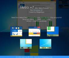 Metro +7 - for 8.1