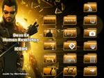 Deus Ex : Human Revolution Map Icons