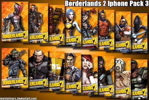 Borderlands 2 Iphone Pack 3 - Iporange