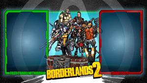 Borderlands2 Wallpaper - Interface V3