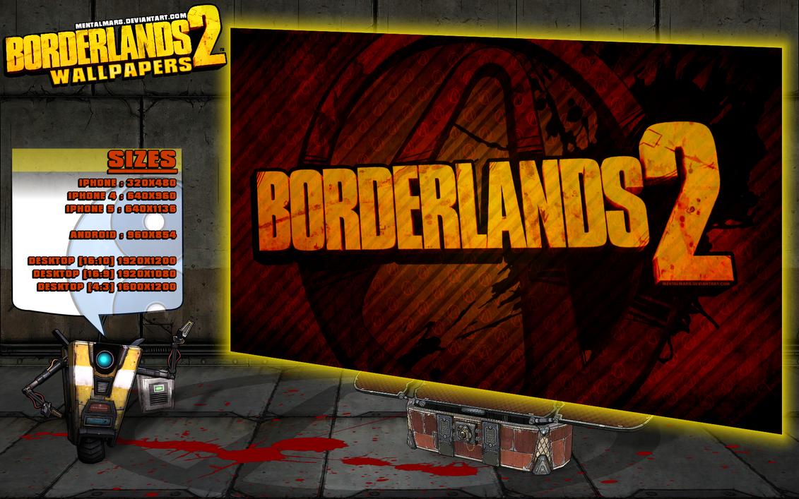 Borderlands 2 Wallpaper Pack