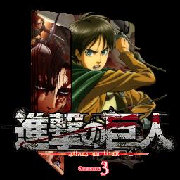 Shingeki No Kyojin Season 3 Part 2 Icon Folder by assorted24 on