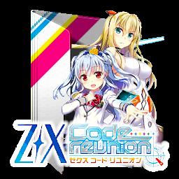 Z X Code Reunion Icon Folder By Assorted24 On Deviantart