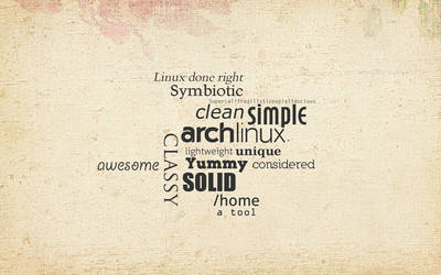This is Arch by cahr-g