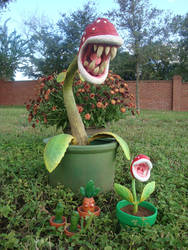 vore plant by Honey543