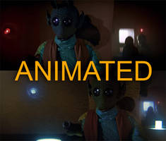 Greedo Animated WIP by AggeIw