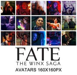 Fate: The Winx saga avatars