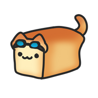 Blinx the Loaf Sweeper by catgirl140