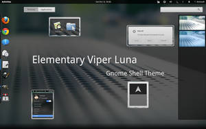 ElementaryViper Luna shell 1.2 by justviper