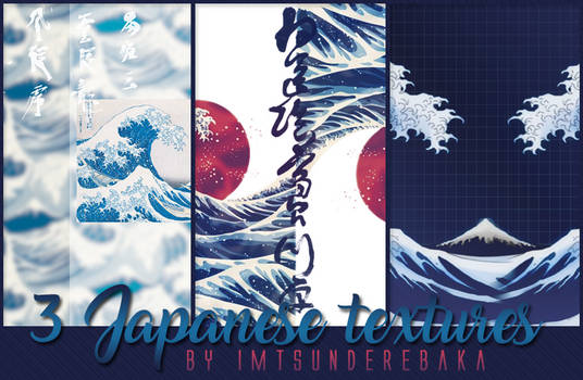 #3 Japanese Textures