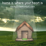 home is where ur heart is