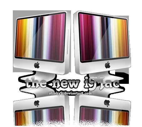 iMac icon by Stinky9