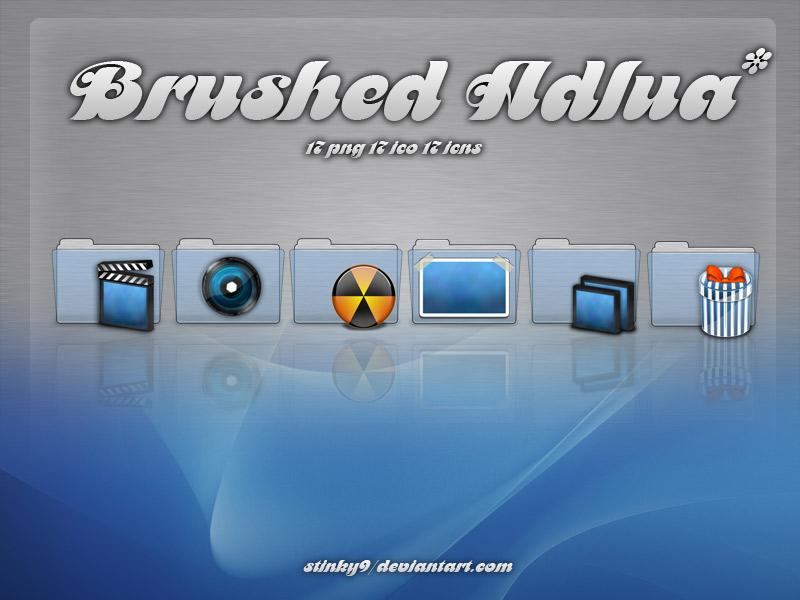 Brushed Adlua