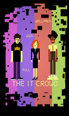The IT Crowd wallpack