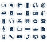 Different Icon Set