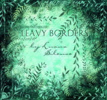 Leavy Borders by luana