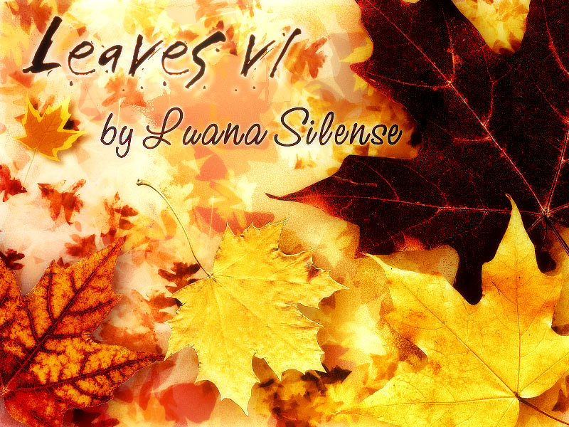 Leaves v1 by Luana Silense