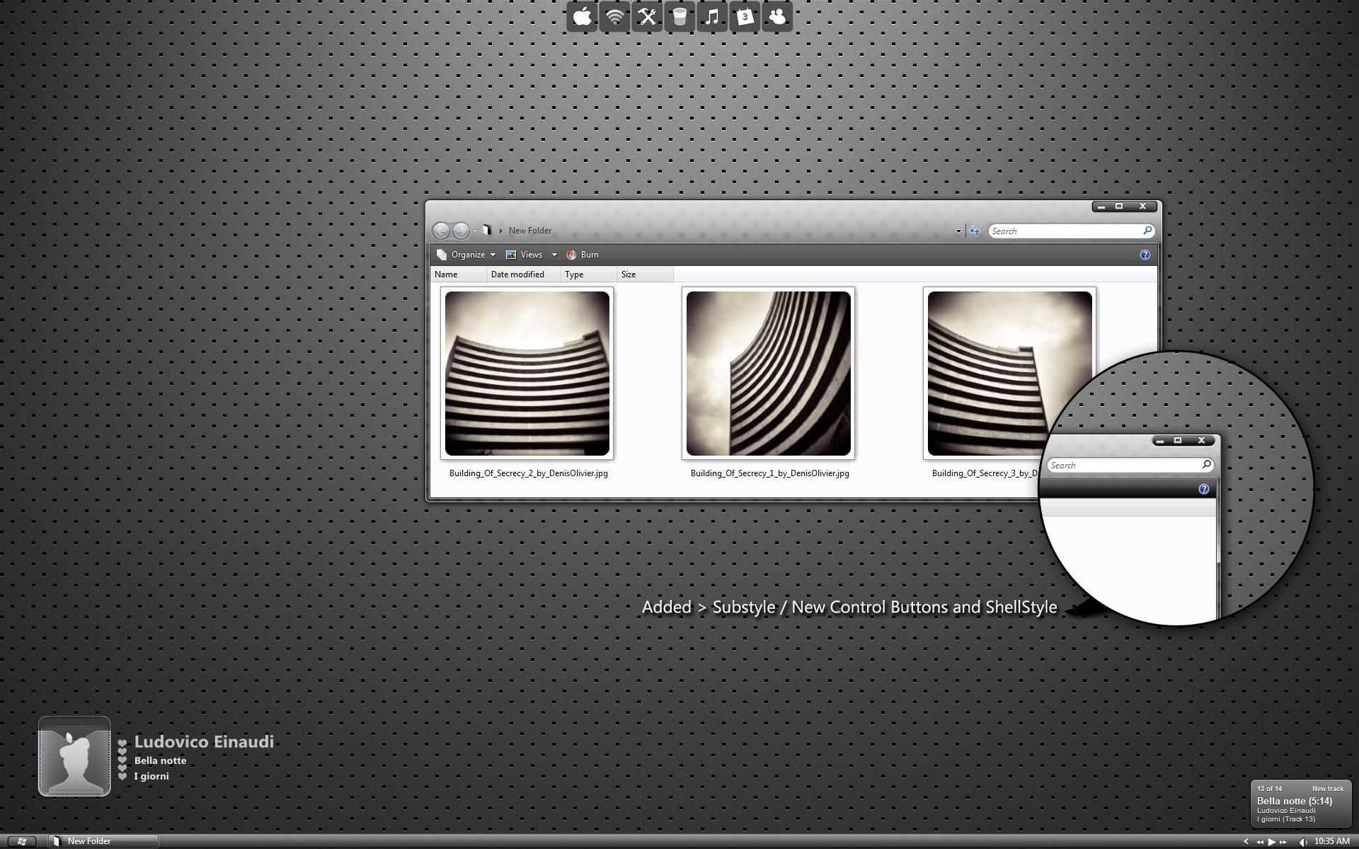 ][ اروع الثيمات للفيستا 2009 - Vista Themes 2009 ][ White_by_dimage