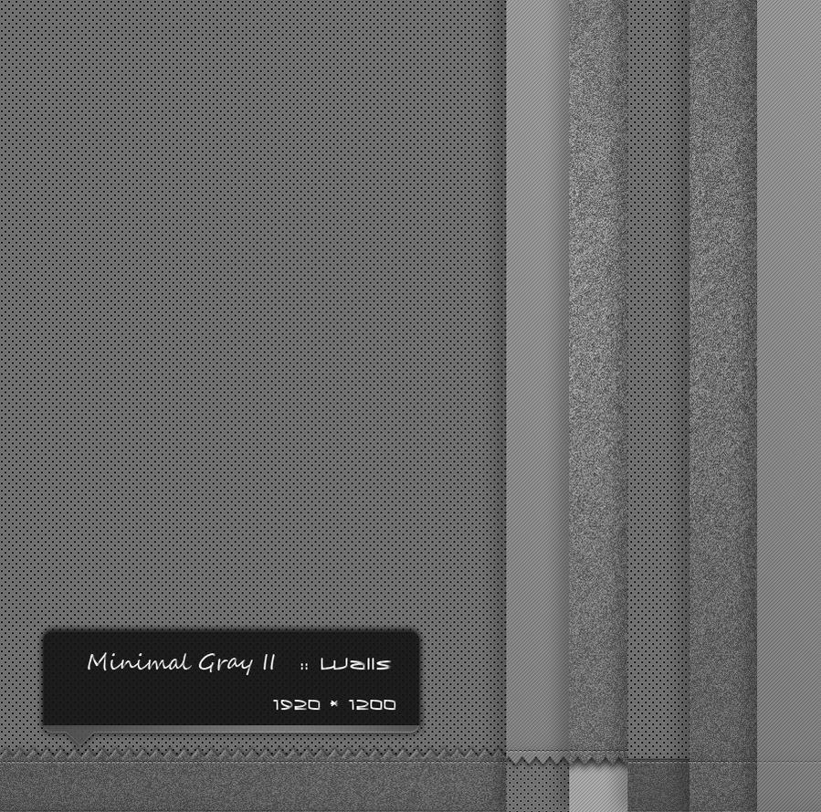 Minimal Gray II  :: Walls by dimage