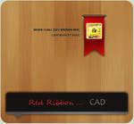 Red Ribbon .... CAD