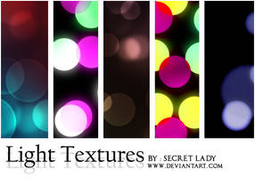 Light Textures by s3cretlady