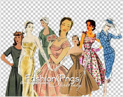 Fashion pngs by s3cretlady