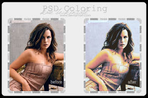 PSD Coloring by s3cretlady