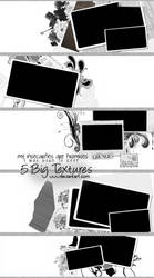 5 Big White and Black Textures