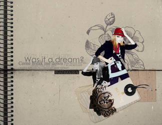 PSD - Was it a dream ? by s3cretlady