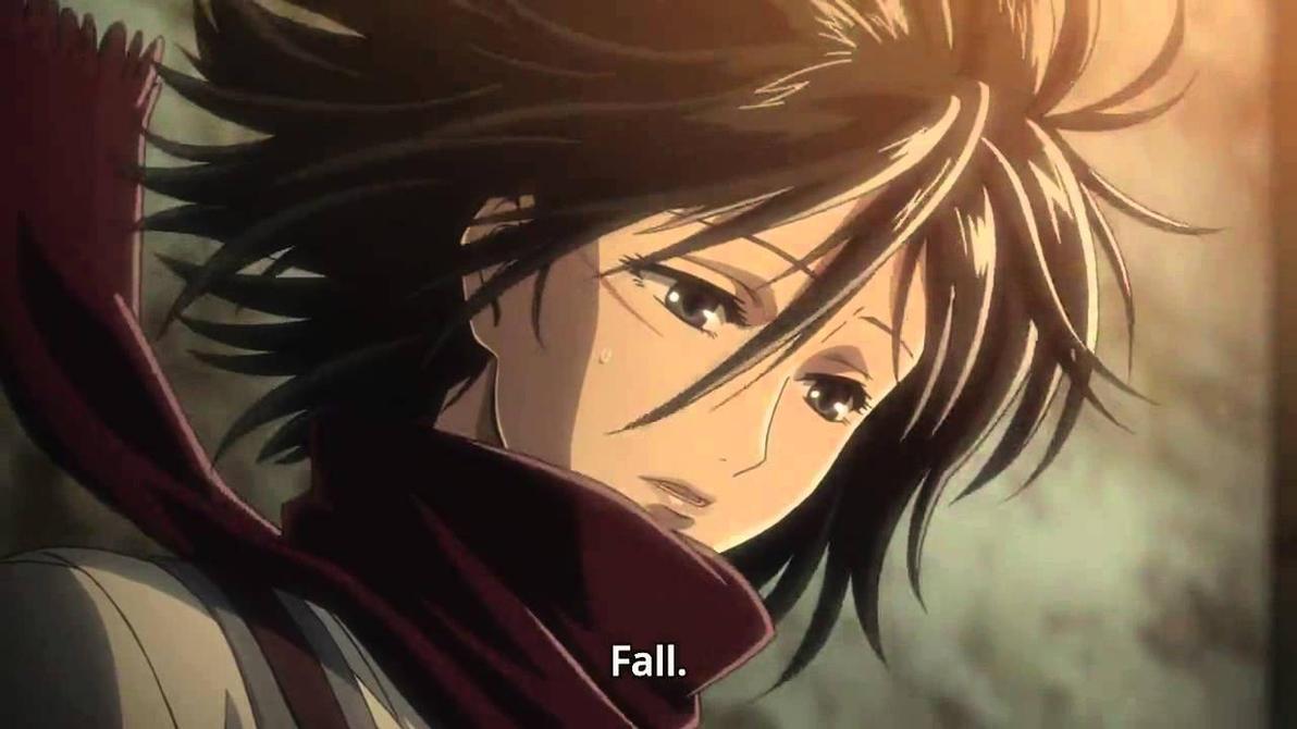 Friend or Foe(Male!Traitorous!Reader x Mikasa) 12 by neonshadow89 on