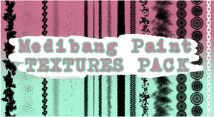 Medibang Paint Textures Pack