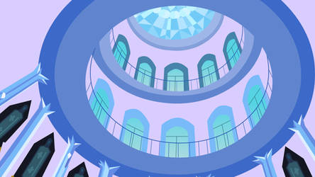 Crystal Castle Rotunda