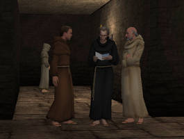 Monks Costumes Pack