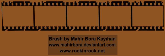 Film - Photoshop Brushes by RockID