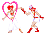 The Lovers (Marian and Robin Heart)
