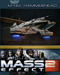 Mass Effect M-44 Hammerhead Papermodel by ThunderChildFTC